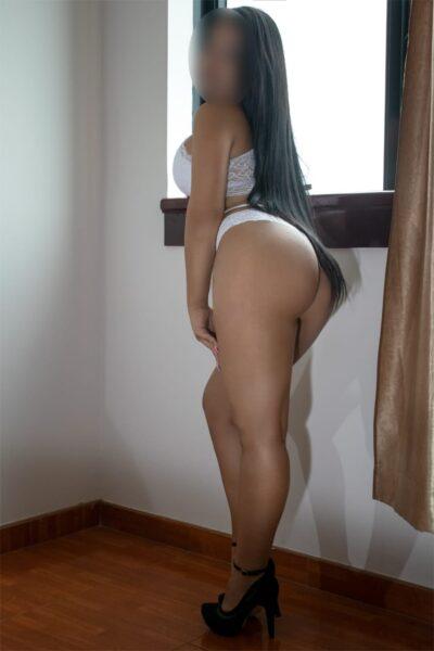 Mileidi hermosa venezolana con una figura de infarto muy fogoza