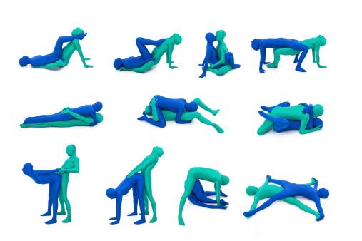 10 poses que deberías practicar con tu kinesióloga