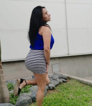 Luna 920791573, venezolana de lindo cuerpo, voy a hoteles de CINE STAR y MALL DEL SUR, de 9am a 8pm de L-D.