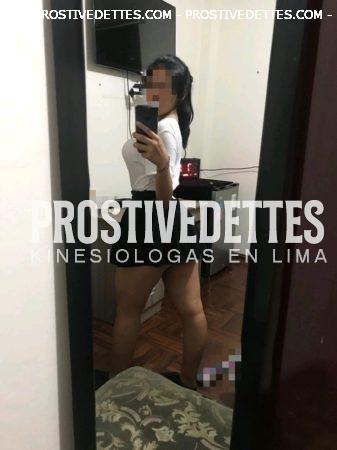 Ximena estudiante peruana busco apoyo economico en los olivos soy tal cual las fotos que ves